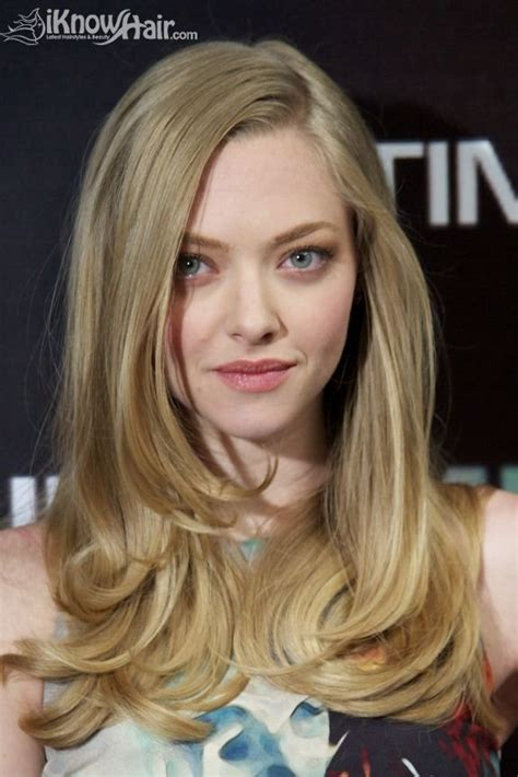 amanda seyfried hair amanda seyfried haircut hair