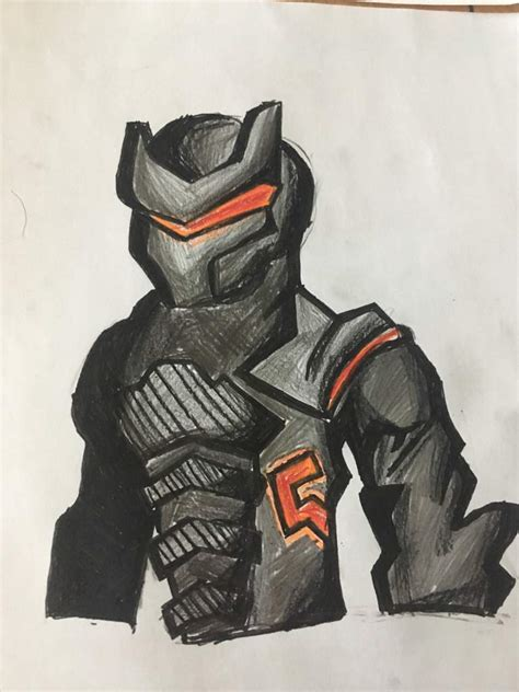 omega drawing fortnite fortnite battle royale armory amino
