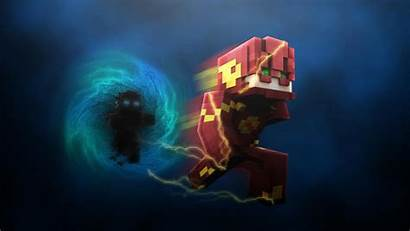 Zoom Flash Minecraft Pvp Block