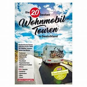 Die 20 Besten Wohnmobil Touren In Deutschland : wohnmobil touren ~ Kayakingforconservation.com Haus und Dekorationen