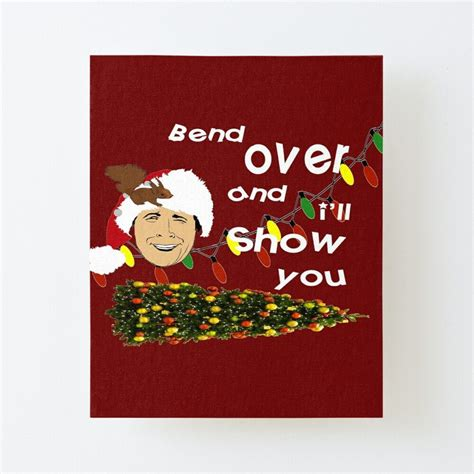 Written by john hughes, performed by chevy chase. Clark Griswold Rant by MephobiaDesigns | Redbubble in 2020 | Clark griswold, Christmas poster, Clark