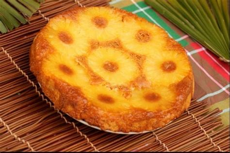 cours de cuisine à toulouse recette de gâteau à l 39 ananas facile et rapide