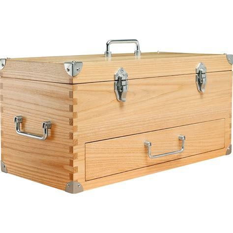 lanza wooden toolbox reviews wayfair