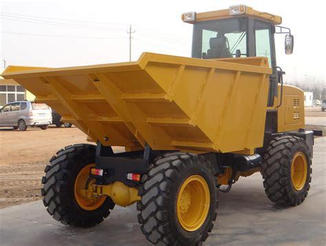 10 Ton Capacity (load) And 4x4 Dumper Truck