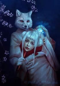 Kyuubi no Kitsune by PerlaMarina on DeviantArt
