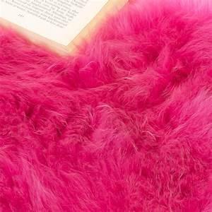 Fell Teppich Rosa : australisches lammfell naturfell bettvorleger echtes schaffell in pink wohn und schlafbereich felle ~ Markanthonyermac.com Haus und Dekorationen