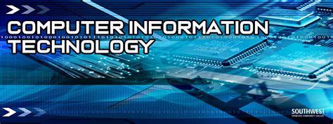 Computer Information Technology