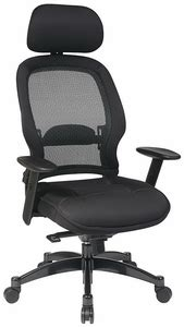 office deluxe matrex back mesh office chair 25004