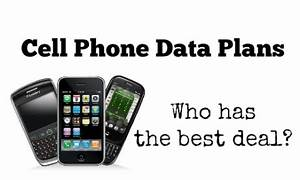 Tuesday Tip: Cell Phone Plans Get Simpler