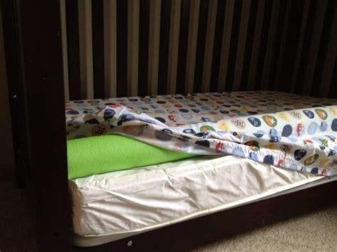 pool noodle bed rail attn of toddlers pool noodle bed bumper trusper