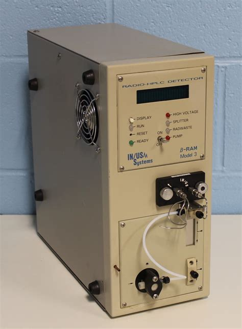 refurbished in us systems b ram 3 radio hplc detector