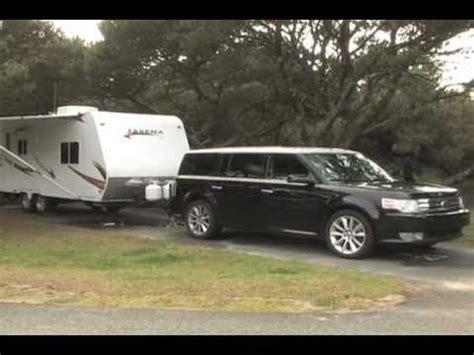 2011 Takena Trailer and Ford Flex   YouTube