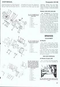 Kubota L185 Tractor Service Repair Manual