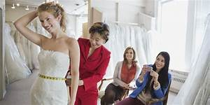 when it comes to wedding dress shopping the guest list is With wedding dress shopping