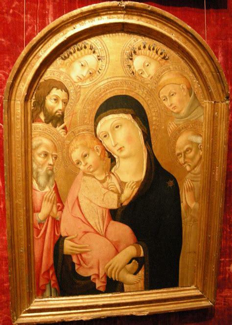 file sano di pietro madonna col bambino e due
