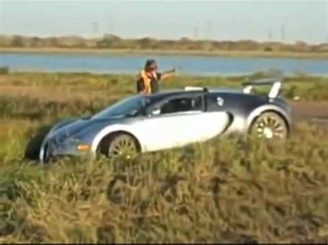 Bugatti Into Lake by Bugatti Driving Into Water Edition Photo Specs