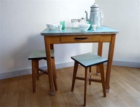 table bois  zinc feebs  shop