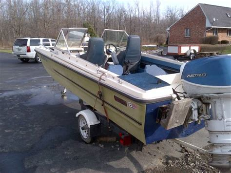 Craigslist Buffalo Boats by 16ft 1974 Aerocraft Aerocraft Boats