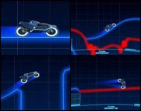 Neon Rider Free Games Flash Ghetto