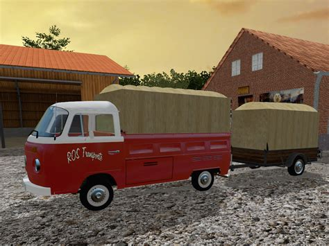 Ros Vw Bus And Trailer V 1.1 Ls15