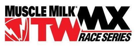 transworld motocross logo 2014 muscle milk twmx race series glen helen