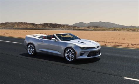 2018 Chevy Camaro Convertible Road The Fast Lane Car