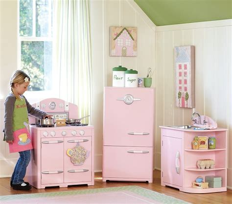 pink retro kitchen collection pink retro kitchen collection pottery barn