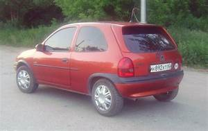 Opel Corsa 1996 : 1996 opel corsa photos informations articles ~ Gottalentnigeria.com Avis de Voitures
