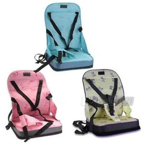 rehausseur de chaise pour bebe coussin housse chaise haute rehausseur siège harnais