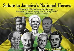 "Nikiki Bogle on Twitter: ""Happy National Heroes Day ..."