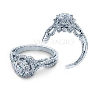 verragio insignia 7087r engagement ring - Verragio Engagement Ring