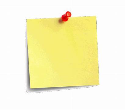 Note Clipart Cliparts Notes Blank Clip Forget