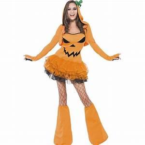 Halloween Kostüm Kürbis : sexy k rbis kost m f r frauen ~ Frokenaadalensverden.com Haus und Dekorationen