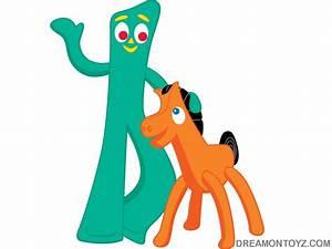 FREE Cartoon Graphics / Pics / Gifs / Photographs: Gumby ...