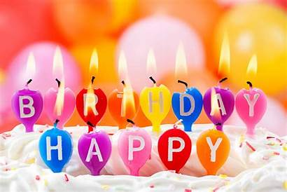 Birthday Happy Wallpapers Background Desktop Cake Wishes