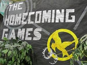 Did someone really have a Hunger Games-themed Homecoming ...
