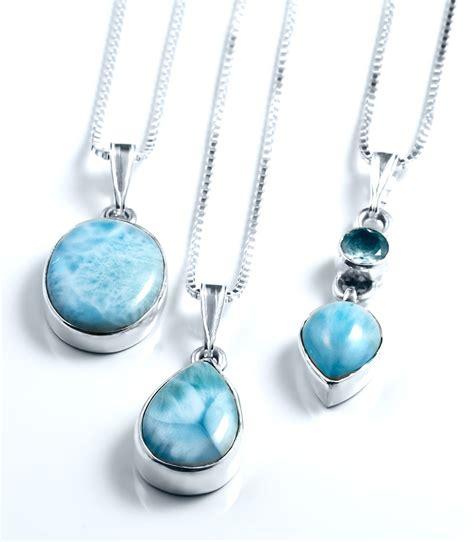 Discover Larimar Jewelry  Landing Company