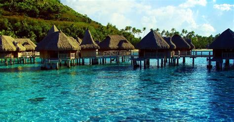 Moorea French Polynesia Natural Creations