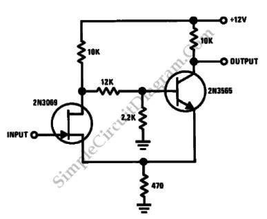 Discrete Schmitt Trigger Electronic Projects