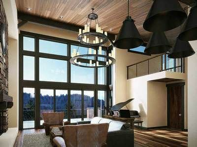 Plan 85147MS: Exclusive Trendsetting Modern House Plan in