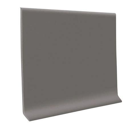 Roppe 700 Series Dark Gray 4 In X 18 In X 120 Ft