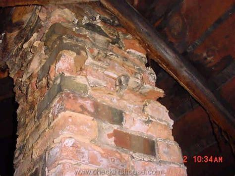 House Brick Chimney Problems
