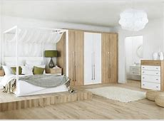 Mix and match fitted bedroom furniture Fitted Wardrobe