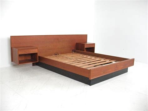 Prepac Queen Wood Storage Bed Bbq K The Home Depot