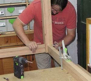 Tischgestell Holz Selber Bauen : tischbau in zwei tagen holzwerkerblog von heiko rech ~ Watch28wear.com Haus und Dekorationen