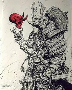 Demon Japonais Dessin : 2 398 mentions j aime 2 commentaires empire of samurai empire of samurai sur instagram ~ Maxctalentgroup.com Avis de Voitures
