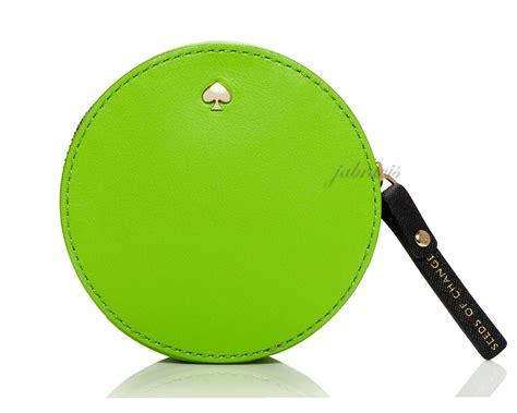 kate spade splash  saffiano leather watermelon coin purse clutch bag nwt ebay