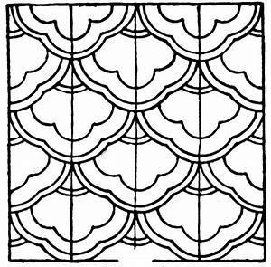 Chinese Enamel Pattern | ClipArt ETC