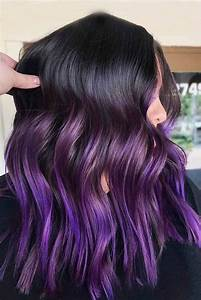 Hair Color 2017 2018 Dark Purple Hair And Everything You