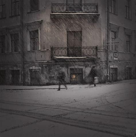 alexey titarenko  city    monovisions